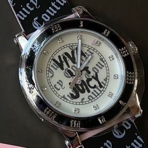 SOLD Juicy Couture Timepieces 1900415 Juicy Watch